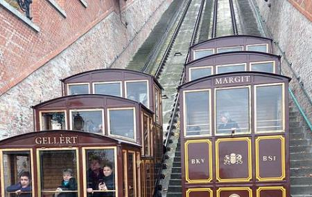 Budapest Castle Hill Funicular Image