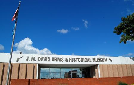J.m. Davis Arms And Historical Museum Image