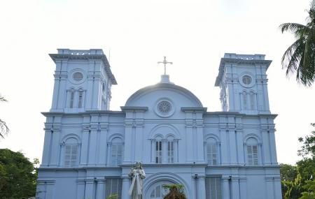 Chandannagar Church Image