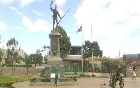 Juan Santamaria Park Image