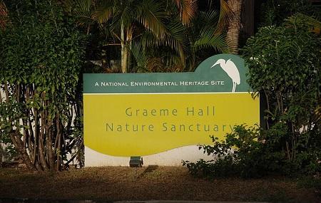 Graeme Hall Nature Sanctuary Image
