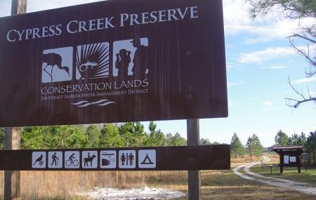 Cypress Creek Flood Detention Area Image