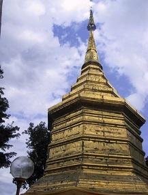 Wat Phra That Chom Thong Image