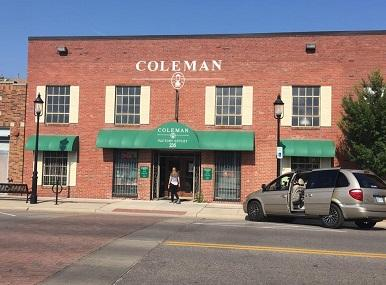 Coleman Museum And Factory Outlet Image