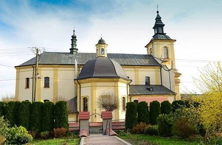 Parafia Rzymskokatolicka Trojcy Swietej Image