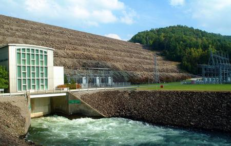 South Holston Dam Image