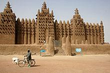 Great Mosque Of Djenne Image