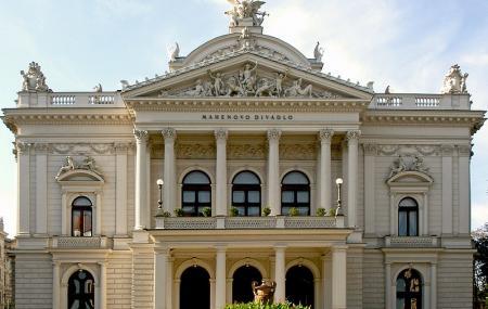 Mahen Theatre Image