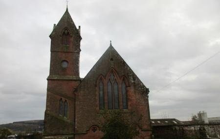 Hoddom Parish Church Image