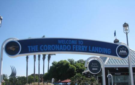 Ferry Landing Marketplace Image