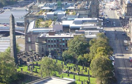 Old Calton Burial Ground Image