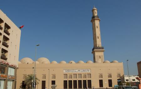 Grand Mosque Image