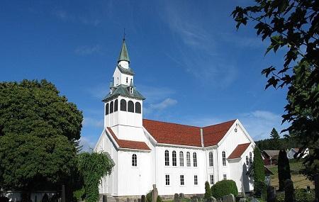 Birkenes Kirke Image