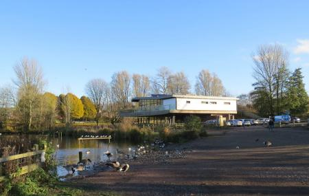 Westport Lake Visitor Centre Image