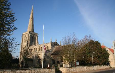 Saint Martin's Church Ancaster Image