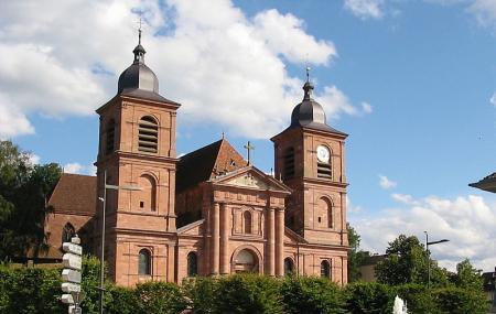 Cathedrale De Saint Die Image