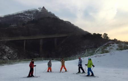 Nanshan Ski Image