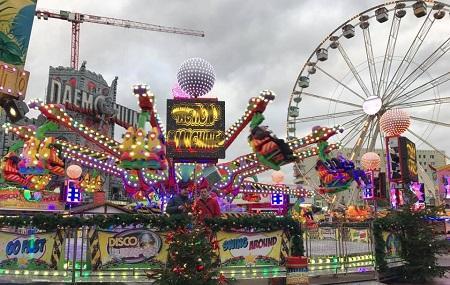 Wintertraum Am Alexa Image