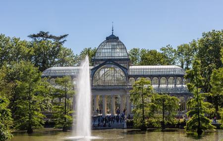 Palacio De Cristal Image
