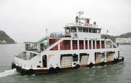 Gushan Ferry Pier Image