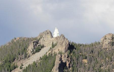 Our Lady Of The Rockies Image