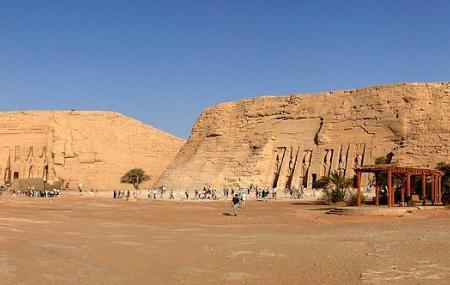 Abu Simbel Travel Image