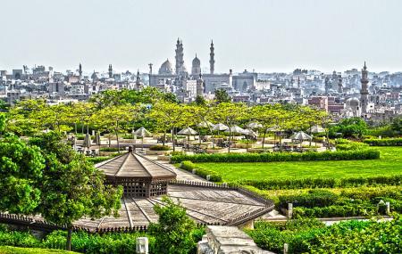 Al-azhar Park Image