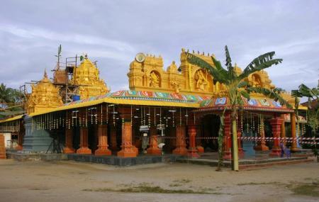 Sri Maha Mariamman Devasthanam Image