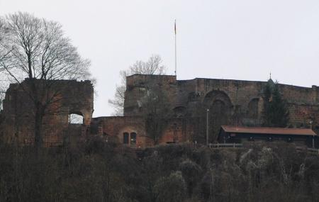 Burg Nanstein Image