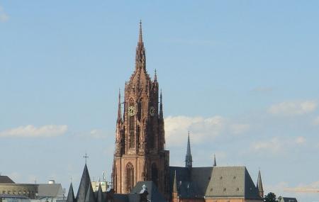 Frankfurt Cathedral Image