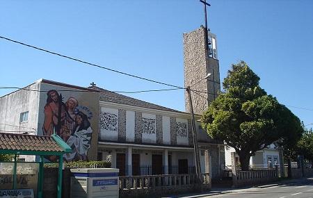 Parroquia De Santa Icia De Trasancos Image