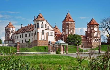 Mir Castle Complex Image