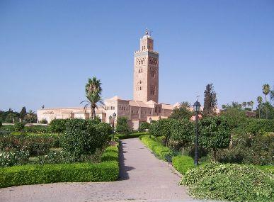 Mosquee De La Koutoubia Image