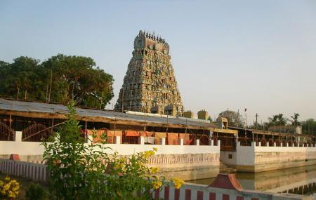 Sri Garbha Rakshambigai Temple Image