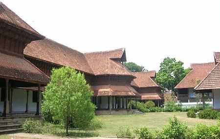 Puthenmalika Palace Museum Image