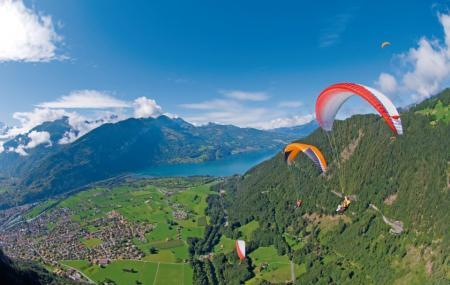 Skywings Paragliding Interlaken Image