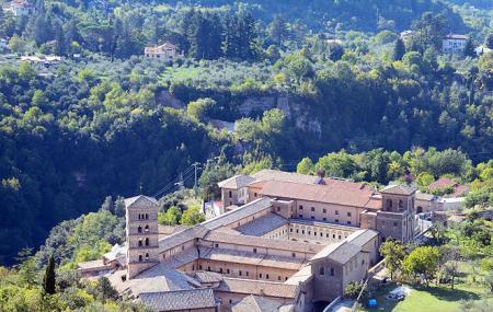 Monastery Of Saint Scolastica Image