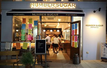 Number Sugar Image