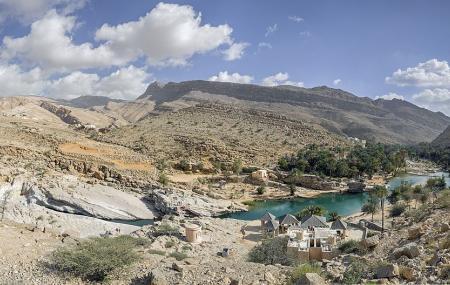 Wadi Bani Khalid Image