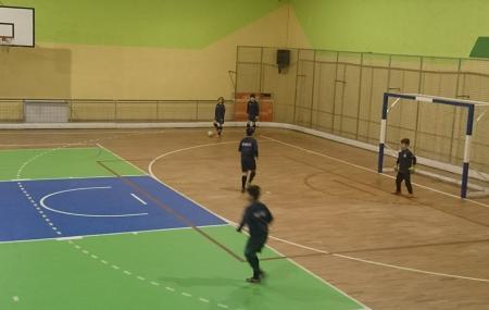Polideportivo De Moralzarzal (ciudad Deportiva Navafria) Image