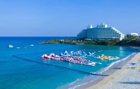 Ana Intercontinental Manza Beach Resort Image