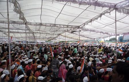 Ramlila Ground Image