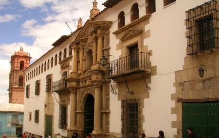 Casa Nacional De La Moneda Image