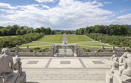 Vigeland Park Image