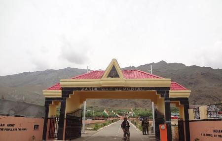Kargil War Memorial Image