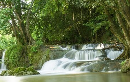 Chet Sao Noi Waterfall National Park Image