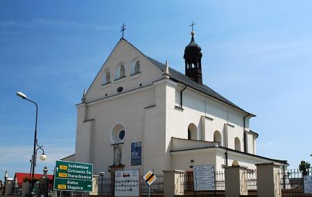 Rzymskokatolicka Parafia Pw. Sw. Wawrzynca W Nowej Slupi Image
