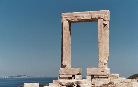 Portara - Apollo Temple Image