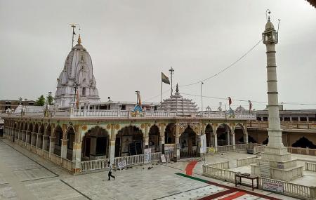 Tijara Jain Mandir Image