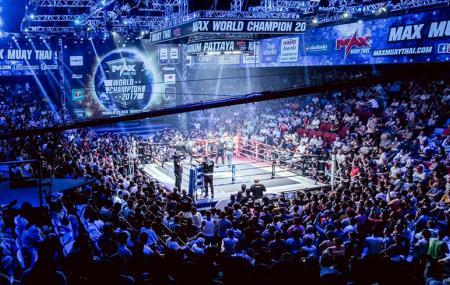 Max Muay Thai Stadium Pattaya Image